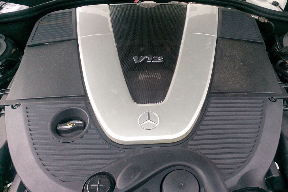 Ways to Fix V12 Engine Problems in Your Mercedes in Winter Park